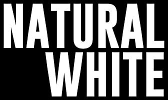 Narural white logo