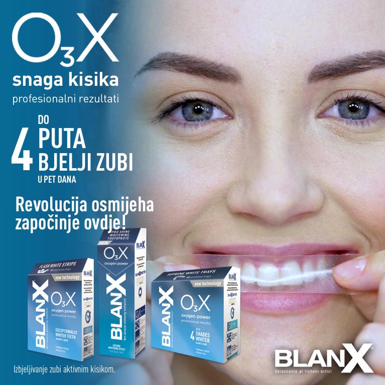 O3X la rivoluzione del sorriso
